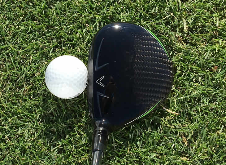 Mẫu gậy golf cũ Fairway