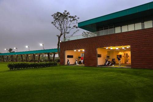 khu nhà đa năng tại học viện golf Ecopark EPGA