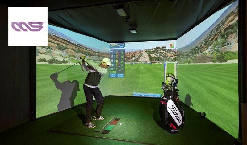 Hình ảnh sắc nét, chân thực của phần mềm Golf 3D MS. So sánh Golf 3D MS9 và Golfzon