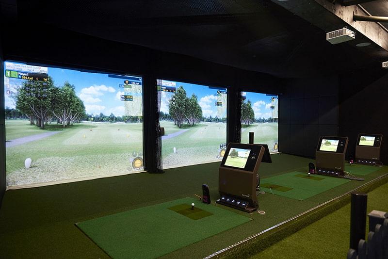 Trải nghiệm công nghệ Golf 3D của Golfzon. So sánh Golf 3D MS9 và Golfzon