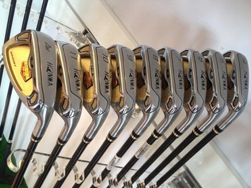 Kinh nghiệm chọn mua gậy Golf cũ từ chuyên gia