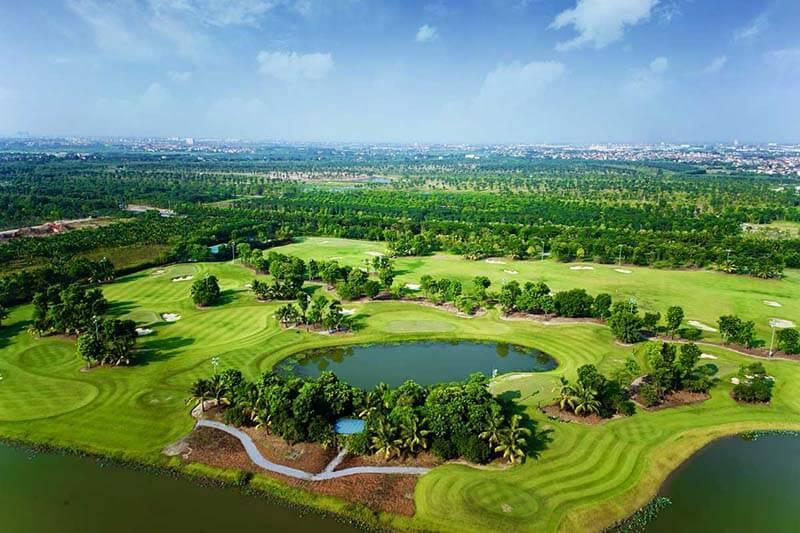 Sông Bé Golf Course