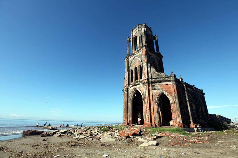 Kiến trúc Nhà thờ đổ Nam Định