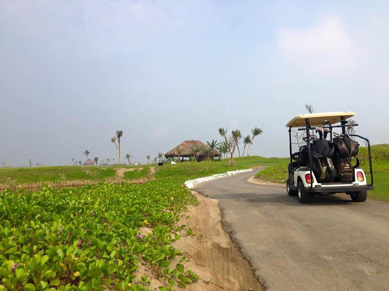 Một trong những sân golf links đáng để trải nghiệm nhất