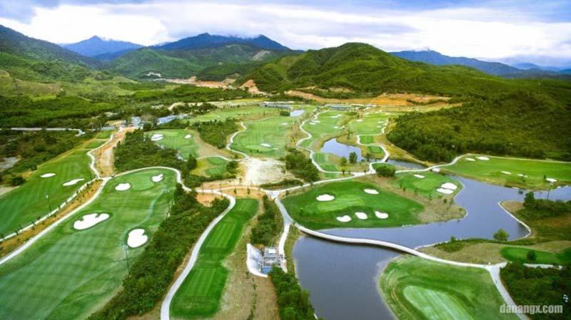 Ba Na Hill Golf Club là địa điểm thu hút đông đảo khách du lịch