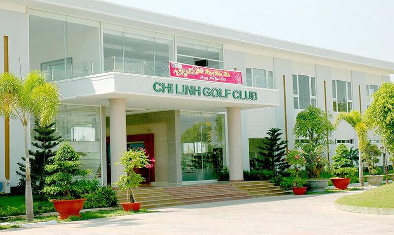 Sân golf Chí Linh Vũng Tàu