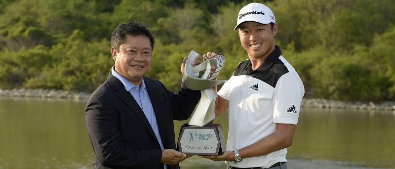 Sân còn là đứa con tinh thần của golfer Kyi Hla Han