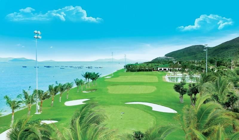Sân Golf Diamond Bay Nha Trang - Thiên Đường Cho Những Golfer