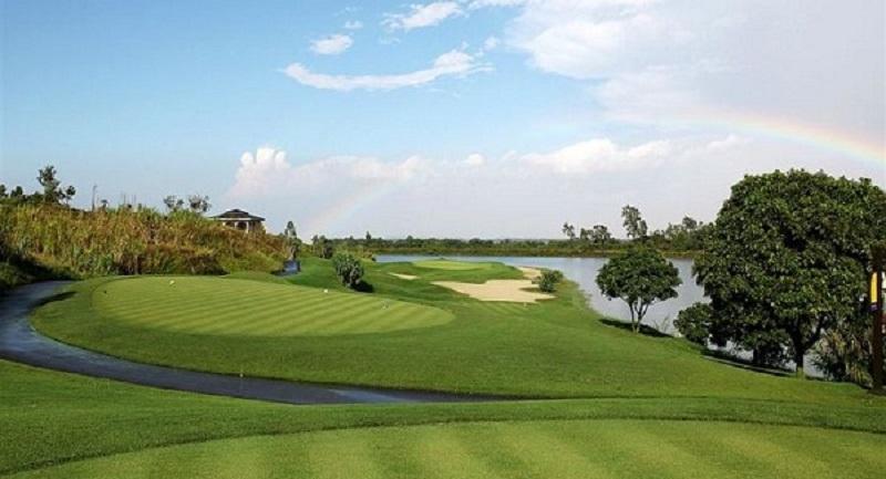 Sân golf Xuân Mai là sân golf dài nhất Việt Nam