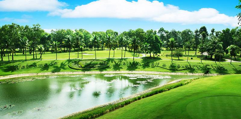 Sân gôn Thủ Đức là 1 trong những sân golf đầu tiên của Việt Nam