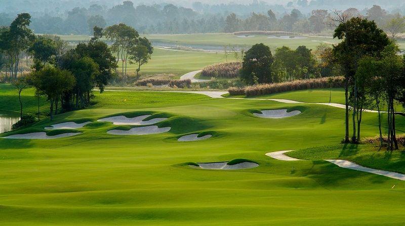 Thiết kế sân đa dạng cho golfer trải nghiệm