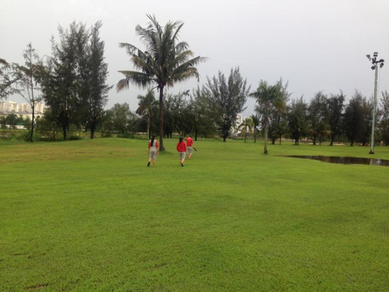Sân golf Phú Mỹ Hưng là một sân golf được khá nhiều golfer lựa chọn