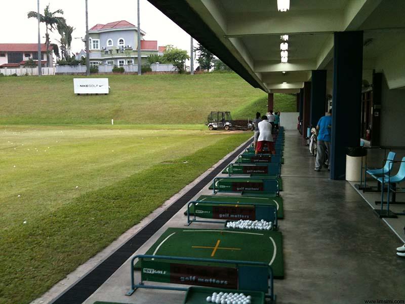 Sân tập golf GB Driving Range