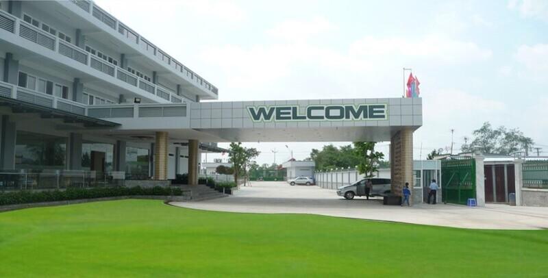 Sân tập golf Happy - TP HCM