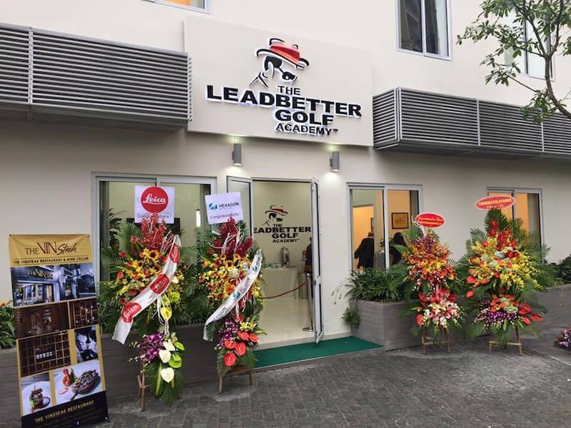 Học viện golf LeadBetter nổi tiếng tại Ciputra
