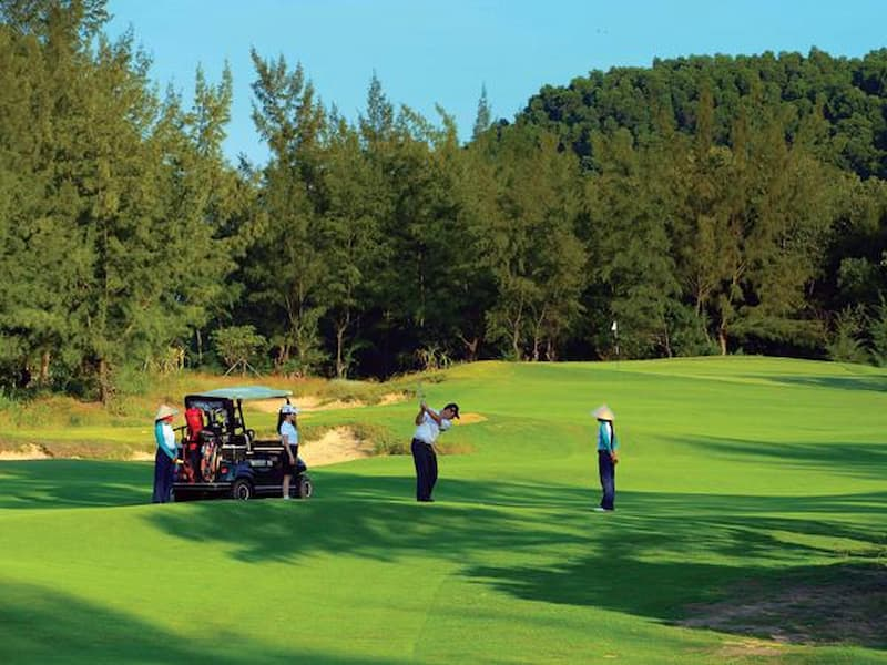 Dự án sân golf Bắc Ninh 27 lỗ