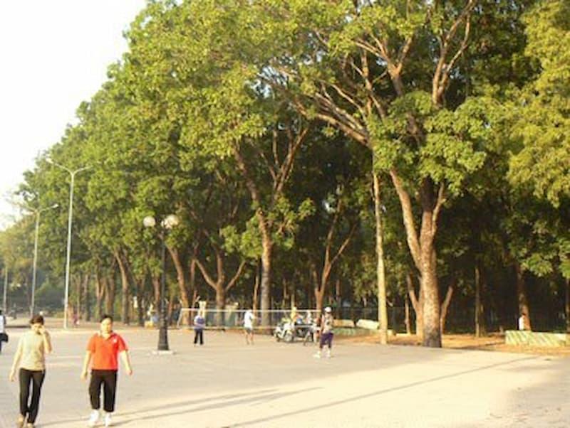 Sân golf Gia Định được quy hoạch thành công viên Gia Định