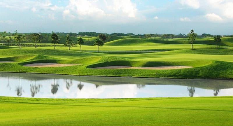 Sân golf đẳng cấp Mê Kong
