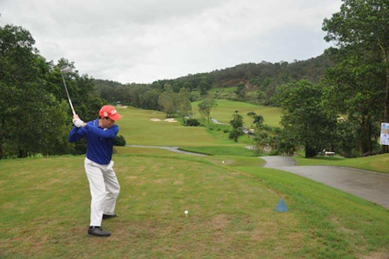 Sân golf Quảng Ninh