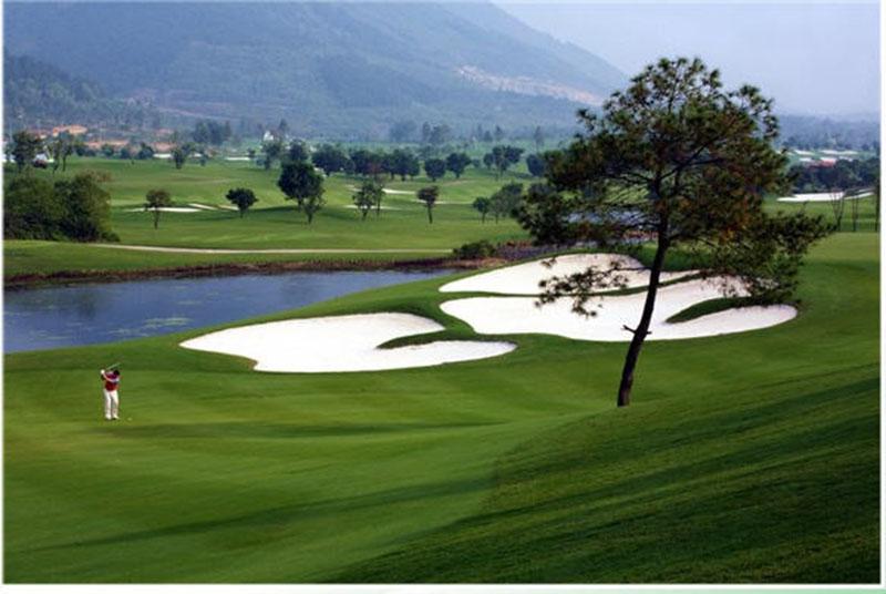 Bên cạnh sân golf tiêu chuẩn quốc tế, sân golf Tam Đảo còn sở hữu hệ thống tiện ích 5 sao