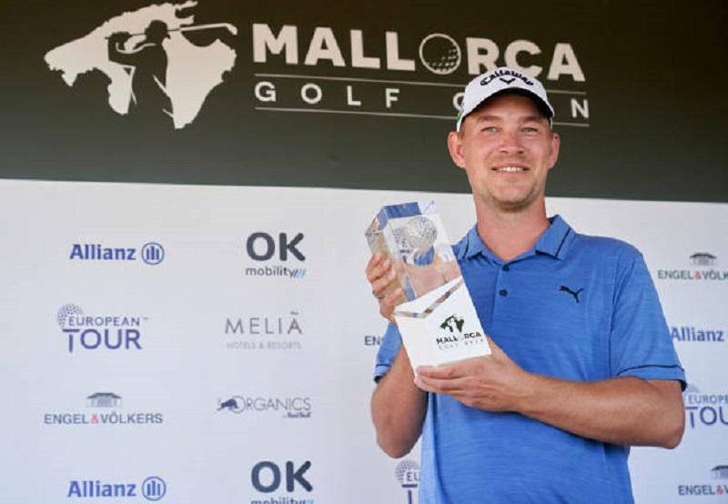 Golfer người Đan Mạch lần đầu tiên đạt danh hiệu European Tour
