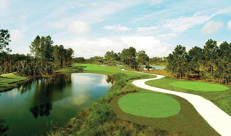 Sân golf Củ Chi là dự án được đầu tư hàng triệu đô la