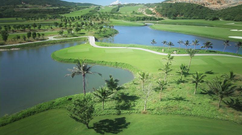 Tôn chỉ của sân golf Vingroup Củ Chi chính là thân thiện với môi trường
