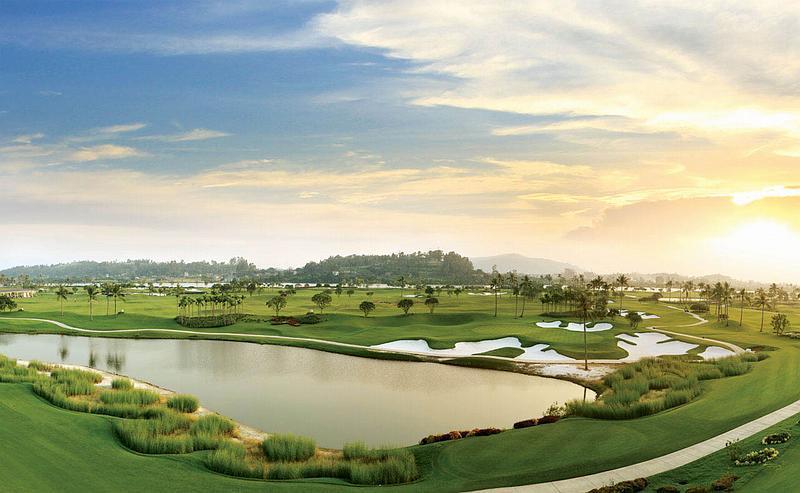 Sân golf Legend Hill Sóc Sơn là điểm đến lý tưởng của nhiều golfer ở cả trong và ngoài nước