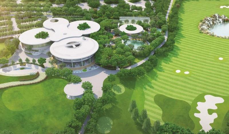 Các dịch vụ tiện ích của sân golf Twin Doves được đánh giá cao bởi chuyên gia hàng đầu