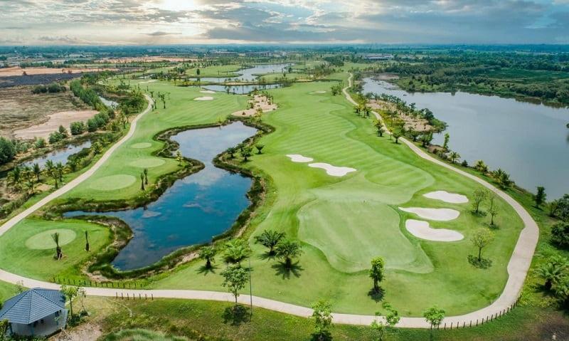 Sân golf Tân Mỹ (West Lakes Golf Club & Villas)