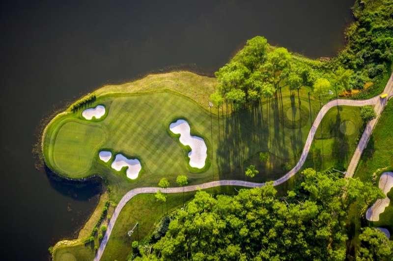 Tiện ích dịch vụ tại sân gôn Tràng An sẵn sàng đáp ứng mọi nhu cầu của golfer