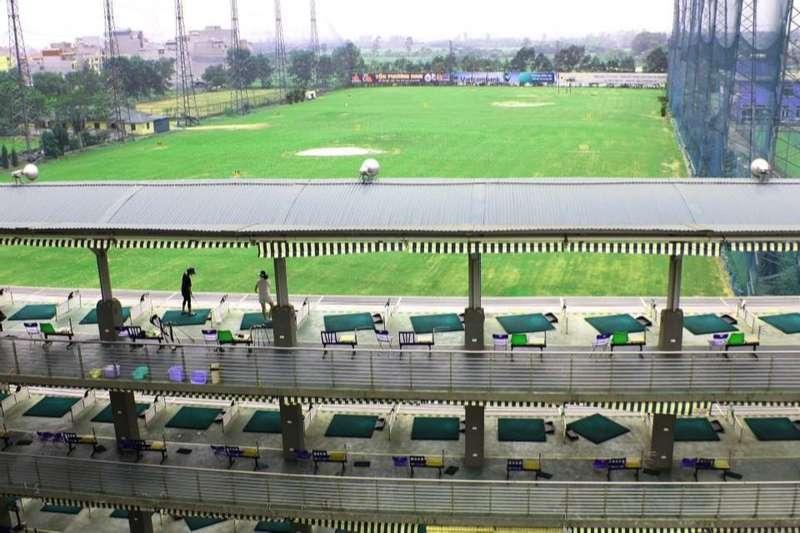 Sân tập golf Phương Đông có vị trí giao thông vô cùng thuận lợi cho golfer trong và ngoài khu vực